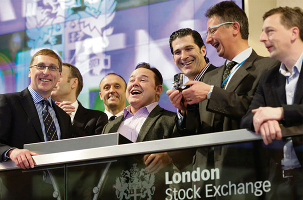 Horizon Discovery floats on London Stock Exchange