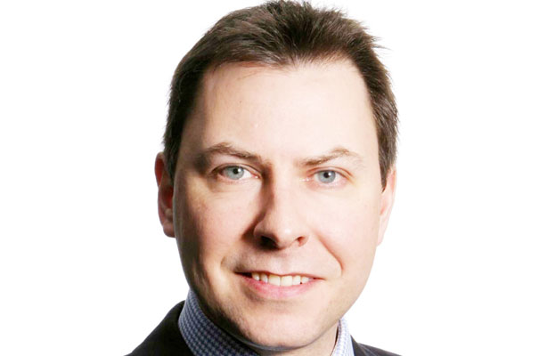 Simon Crossley of Eversheds Sutherland