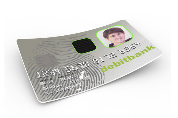 Super Smart Card by FlexEnable