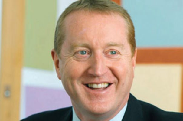 AVEVA CEO, Richard Longdon