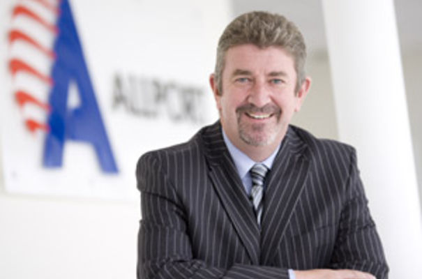 Jerry Gray, deputy group MD, Allport
