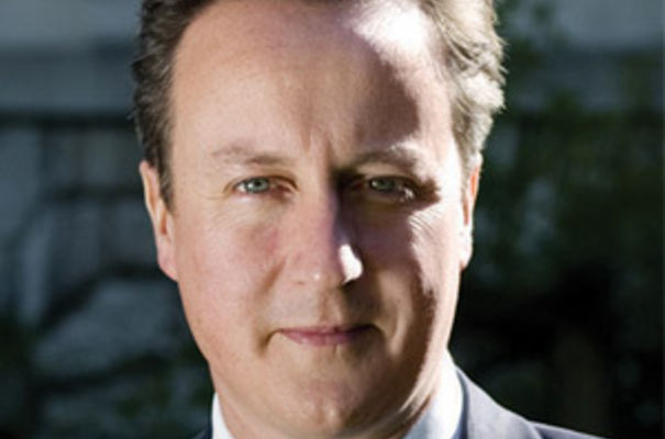 "PM David Cameron - ""more powerful antibiotics needed"""