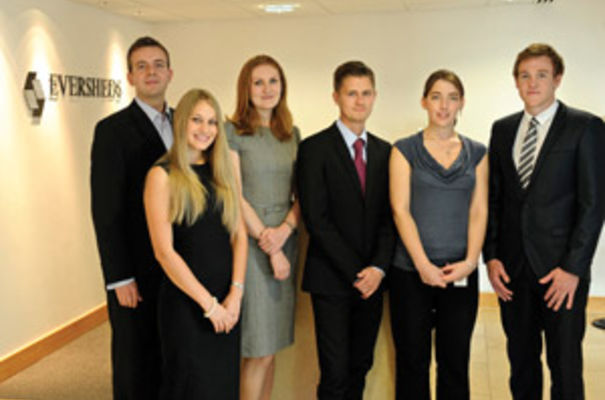 The Eversheds Property Litigation team