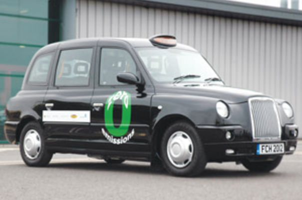 It is anticipated that the new fuel cell hybrid taxis will soon hit London's roads