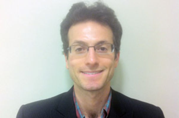 Harrison Shapira, Vice Consul for Life Sciences with UKTI in Los Angeles