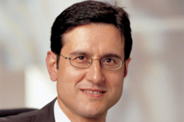 New Plastic Logic CEO, Indro Mukerjee