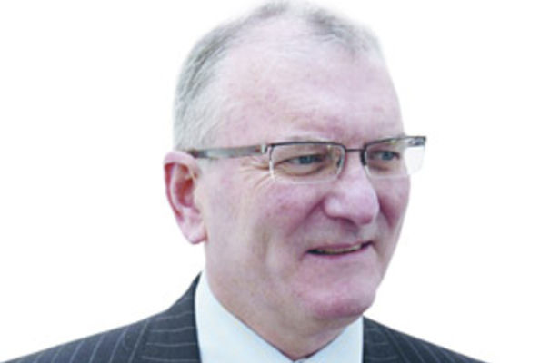 Peter Callaghan, chief executive of Marshall Land Systems