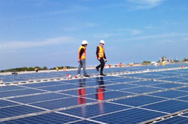CleanTech angels coralled by Octopus funded the UK's largest solar farm, which went live on a Suffolk manufacturer's roof in July
