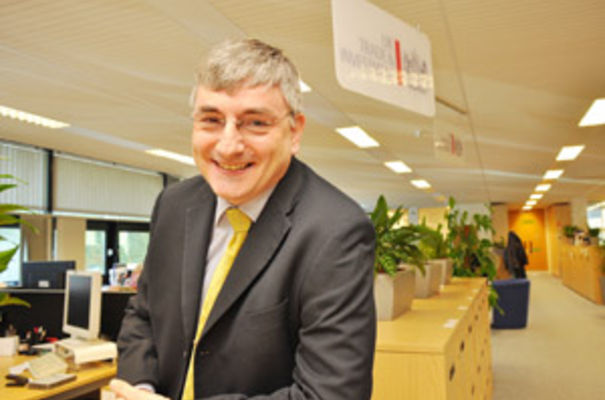 Vic Annells, International Trade Director, UKTI East of England