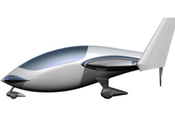 The e-Go is being designed using a 3D computer package (SolidWorks)
