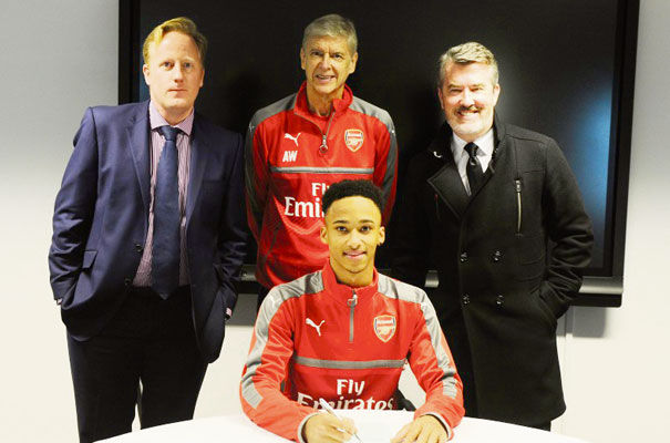 Cohen Bramall Arsenal with Leathes Prior lawyers