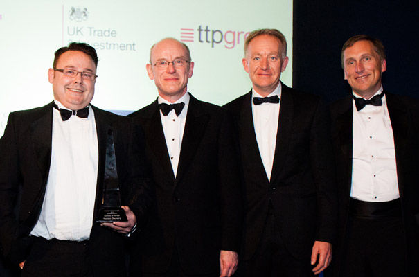 Business Weekly Awards Business of the Year 2014 is Horizon Discovery