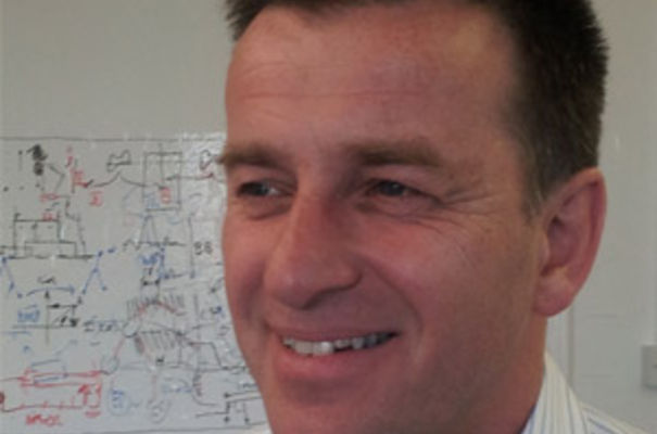 CCS chief executive and co-founder Steve Greaves