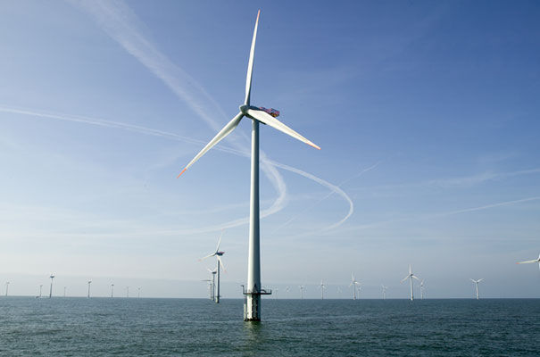 dong, wind turbines