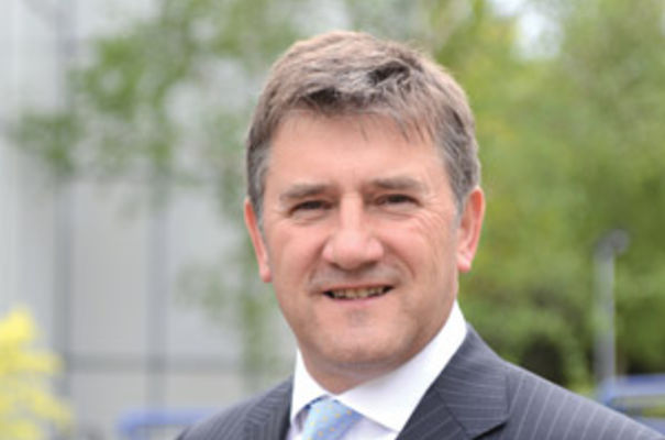 Dr Jerry Walker, the company's chief executive officer