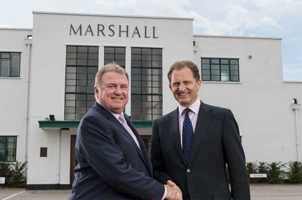 Andy Hill Robert Marshall