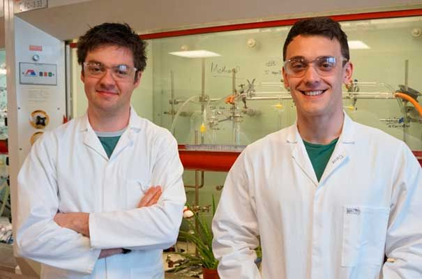 Dr Moritz Kuehnel and Dr David Wakerley