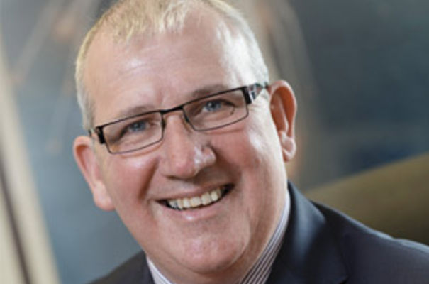 Steve Fitz-Gerald, CEO of Marshall Aerospace and Defence Group