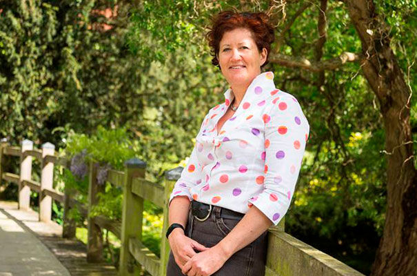 Melinda Duer, Professor of Biological and Biomedical Chemistry at the University of Cambridge