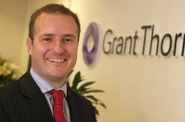 Paul Naylor, practice leader at Grant Thornton's Cambridge office