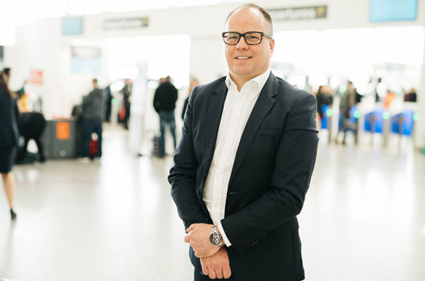 New boss vows to lead Stansted recovery | Business Weekly | Technology News | Business news | Cambridge and the East of England