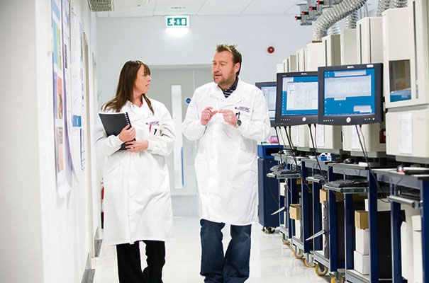 The Genome Analysis Centre in Norwich – TGAC