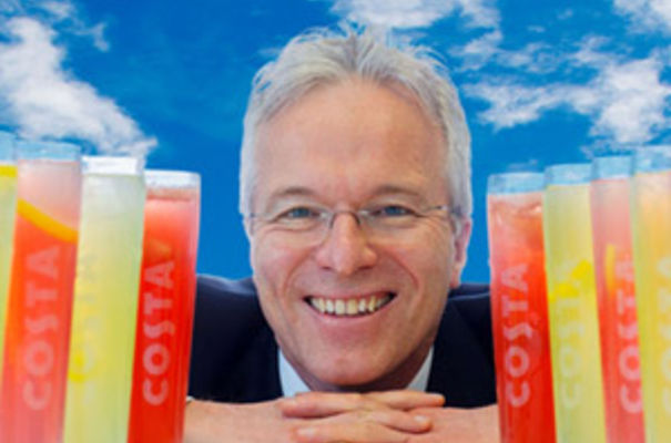 Whitbread chief executive Andy Harrison stepping aside