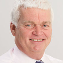 Keith Todd, non-executive chairman, Amino