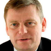 Atkins' chief executive, Uwe Krueger