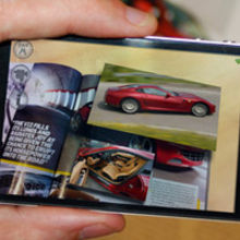 Aurasma, the augmented reality spin-out from previous Business of the Year, Autonomy