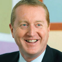 AVEVA CEO Richard Longdon