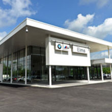 BMW and MINI flagship dealership at Cambourne