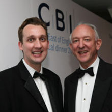 Richard Tunnicliffe and Stephen Bourne (right)