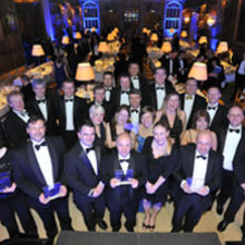 Winners at the Cambridge News Business Excellence Awards