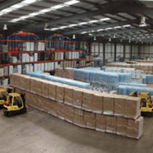Canute Group's new warehouse in Great Blakenham