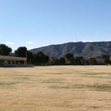 Ceremonial Parade Grounds at Fort Bliss/wikipedia