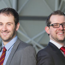 New directors Richard Mould and Mark Fletcher
