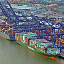 Image courtesy – Port of Felixstowe