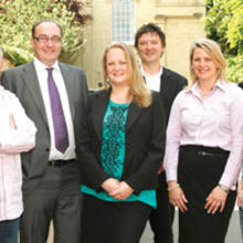 The team from KISS Communications