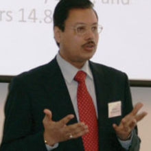 Economic Minister of the High Commission of India, Anil Verma
