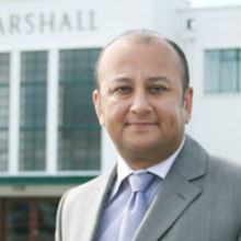 Daksh Gupta, chief executive officer of Marshall Motor Holdings
