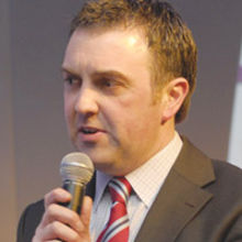 BP Group commercial director Nick Wilkinson
