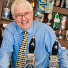 Pulling power - Colchester MP Bob Russell turns barman