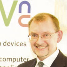 RealVNC CEO, Dr Andy Harter