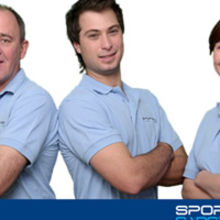Pictured from left to right are: Chris Keaney, James Martin, Michele Martin