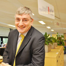 Vic Annells, UKTI's International Trade Director for the East of England region