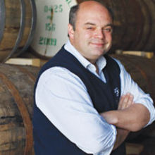Dramming up business – Andrew Nelstrop, who heads up English Whisky. Pictures by: Chris Taylor, www.christaylorphoto.co.uk