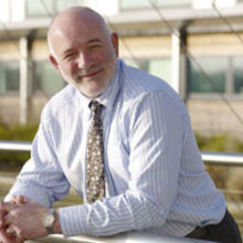 Will Pope, chair of the East of England Development Agency