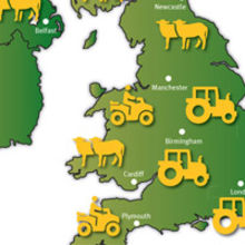 The NFU Mutual Rural Crime Survey is based on the 2010 claims experience of its network of branch offices located in rural towns and villages