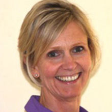 Abcodia CEO Dr Julie Barnes
